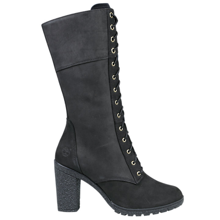 For winter Timberland Glancy Tall Lace with Side Zip Boot
