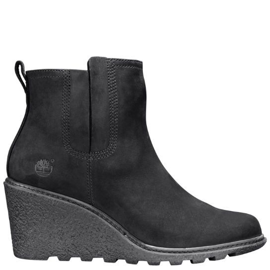Women's Amston Chelsea Wedge Boots