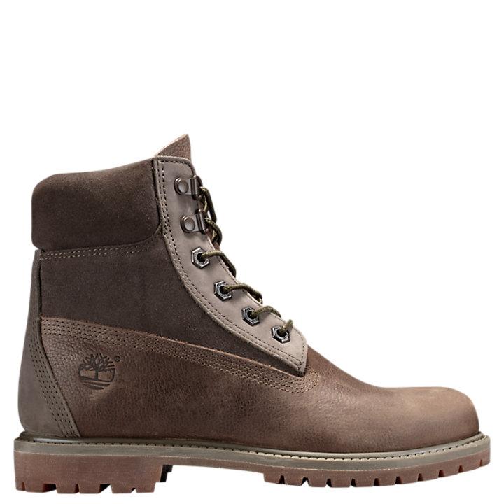Women's 6-Inch Premium D-Ring Waterproof Boots-