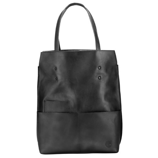 Cilley Leather Shopping Bag