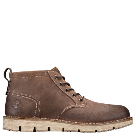 Timberland Westmore Chukka Boots Tan - Men's Shoes