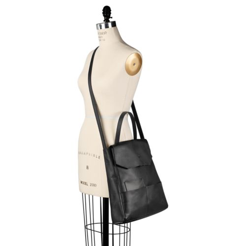 Cilley Leather Flap Over Bag-