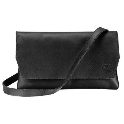 Cilley Long Leather Shoulder Bag