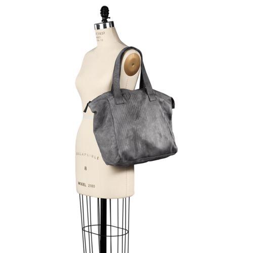 Farmington Washed Leather Tote Bag-