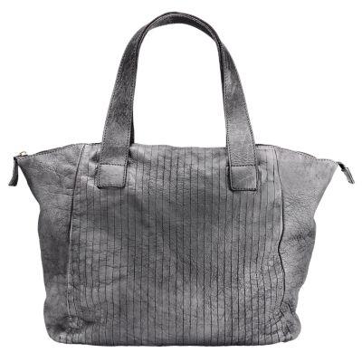 Farmington Washed Leather Tote Bag