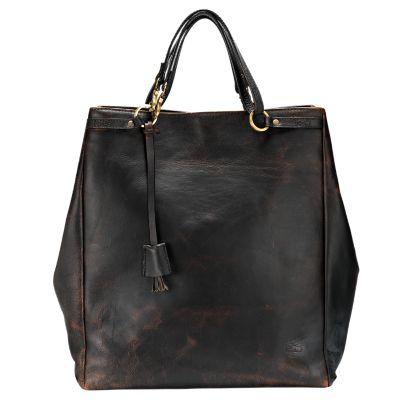 Henniker Convertible Leather Bag