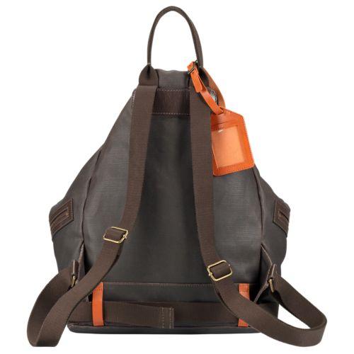 Holcomb Waxed Backpack-