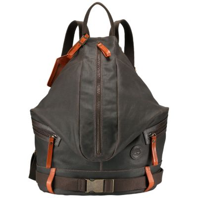 Holcomb Waxed Backpack