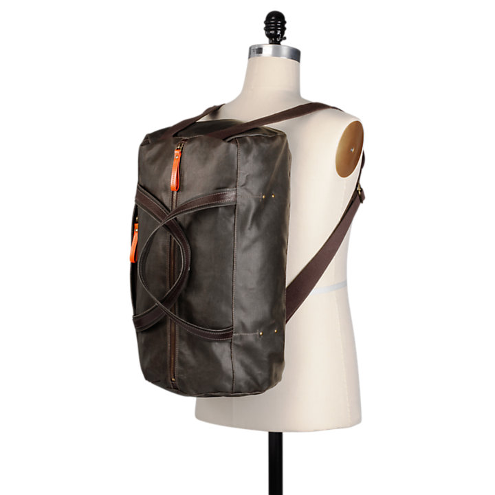 Holcomb Waxed Travel Bag-