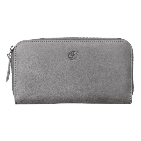Women's Middlebury Zip Leather Wallet
