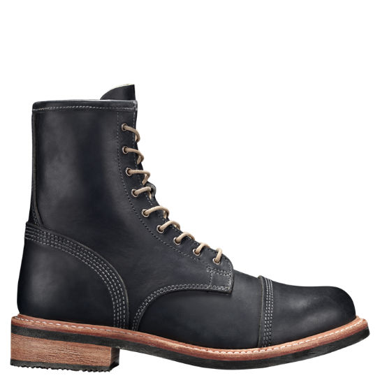 Timberland Boot Company® Smuggler's Notch 8-Inch Cap Toe Boots