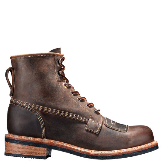 Timberland Boot Company® Smuggler's Notch 6-Inch Lineman Boots