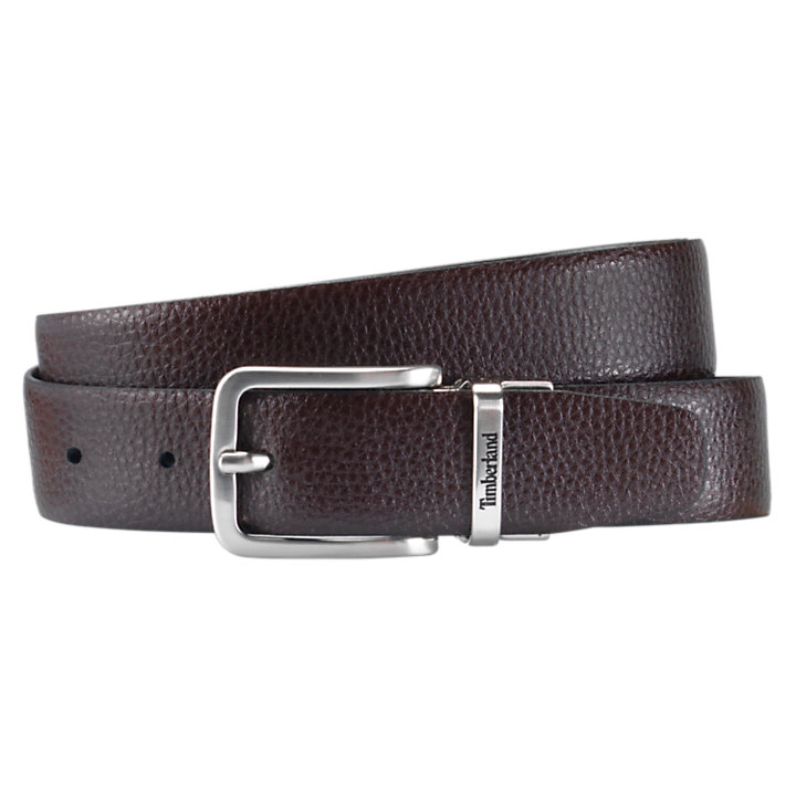 Men's Premium Reversible Leather Belt-