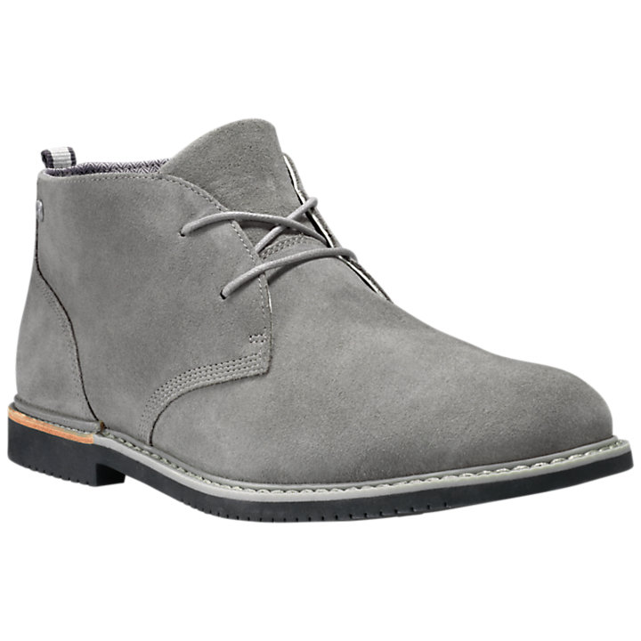 Men's Brook Park Suede Chukka Shoes-