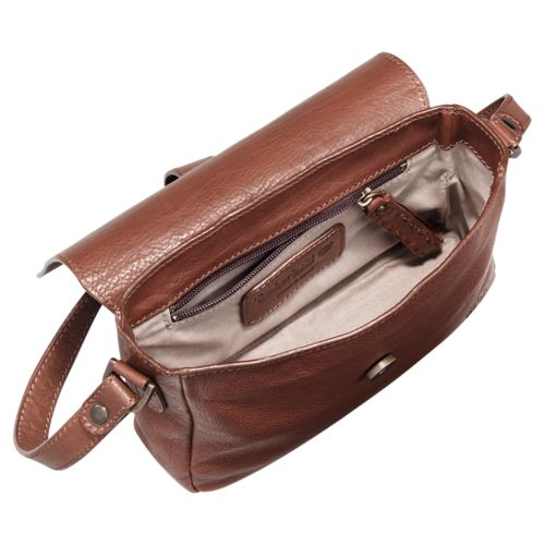 Bellows Falls Small Leather Handbag-