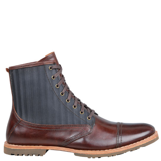 Men's Timberland Boot Company® Bardstown Cap Toe Boots