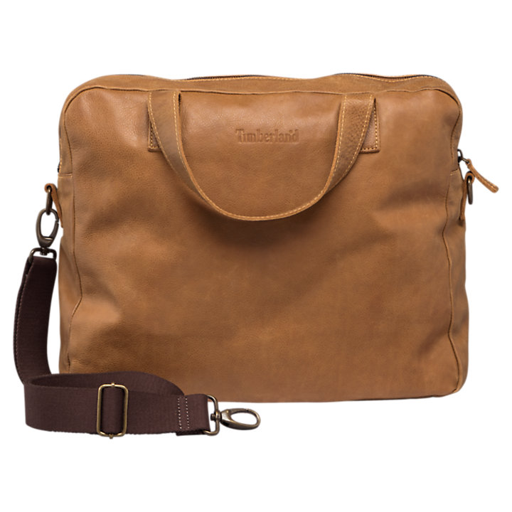 Adkins Leather Briefcase-