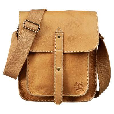 Adkins Leather Crossbody Bag