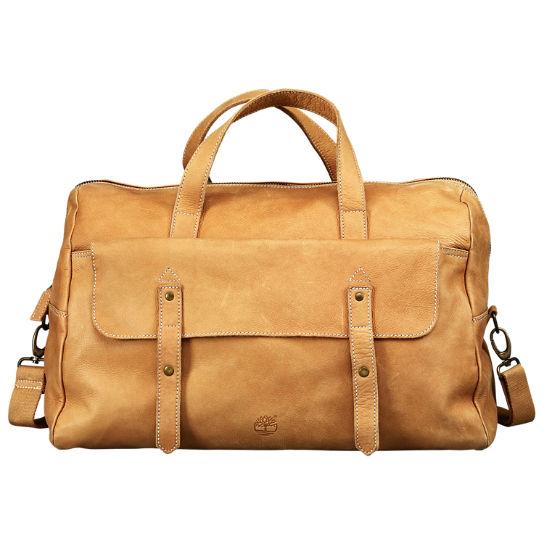 Adkins Leather Duffle Bag