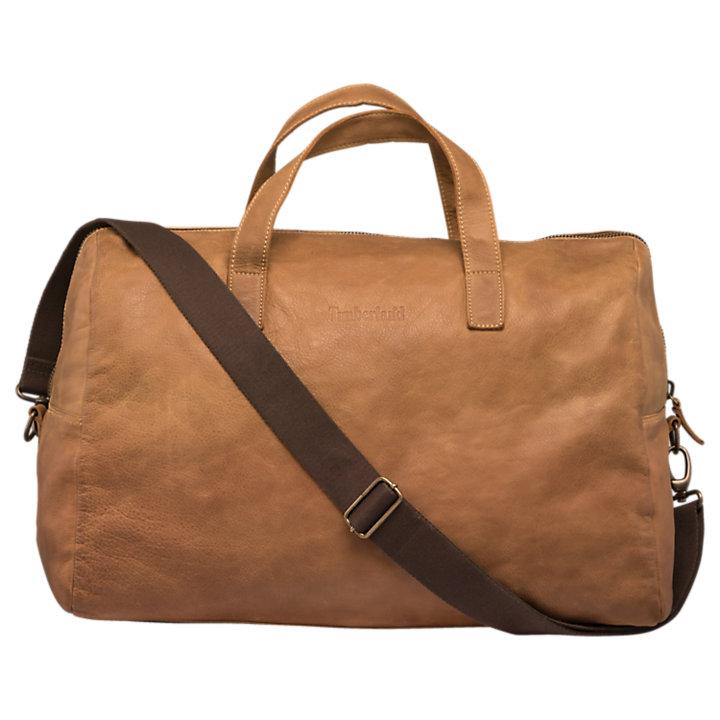 Adkins Leather Duffle Bag-