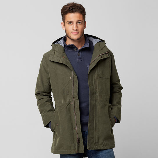 Men's Welch Mountain Waterproof Fishtail Parka