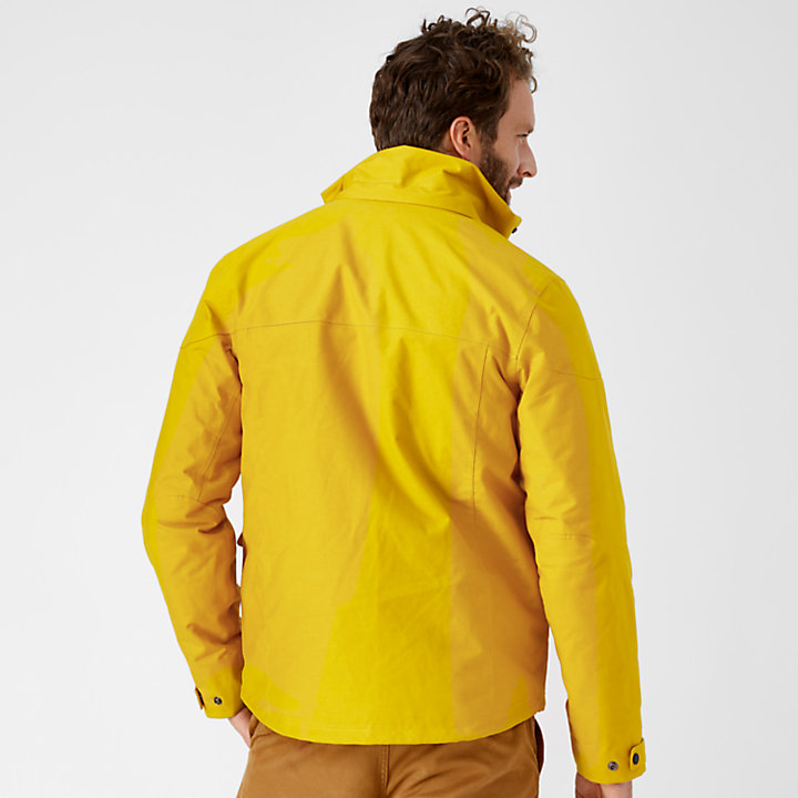 Men's Ragged Mountain 3-In-1 Waterproof Field Jacket-