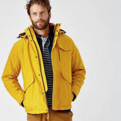 Men S Ragged Mountain 3 In 1 Waterproof Field Jacket
