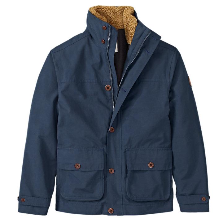 Men's Ragged Mountain M65 3-in-1 Waterproof Jacket-