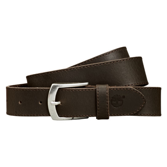 Men's Essential Buffalo Leather Belt