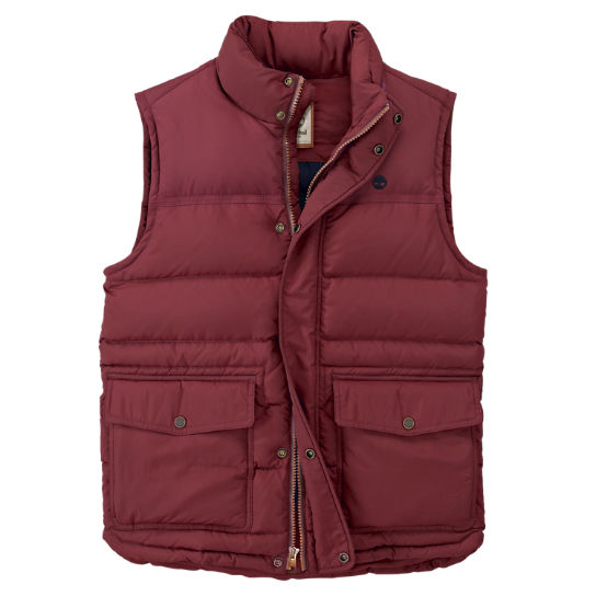 Men's Goose Eye Mountain Down Vest