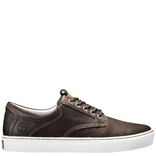 Men's Adventure Cupsole Leather Oxford Shoes