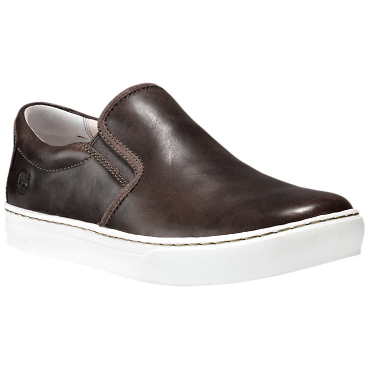 Men's Adventure Cupsole Slip-On Shoes-