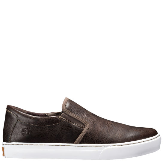Men's Adventure Cupsole Slip-On Shoes
