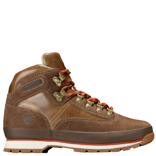 Timberland Men S Classic Leather Euro Hiker Boots