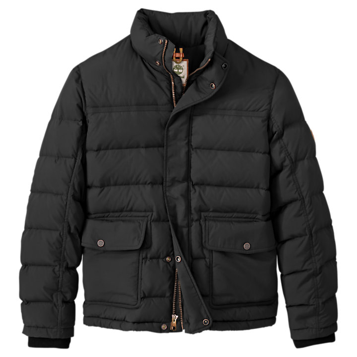Men's Goose Eye Mountain Down Jacket-