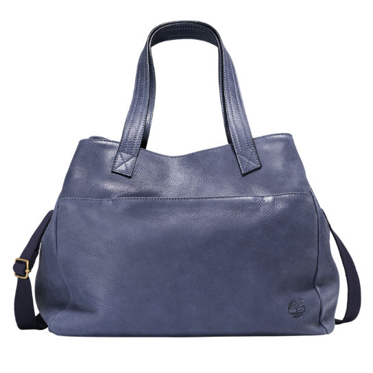 Timberland | Stoddard Leather Tote Bag