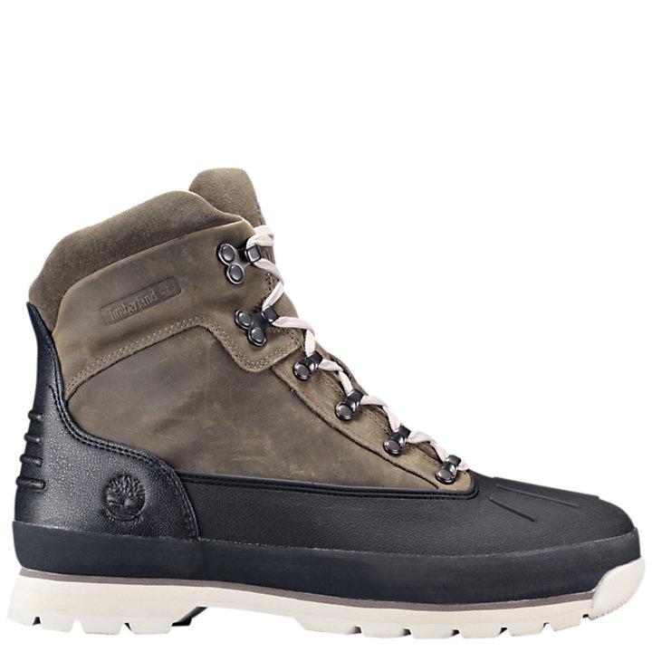 392c4a4a607 Men's Shell-Toe Waterproof Euro Hiker Boots