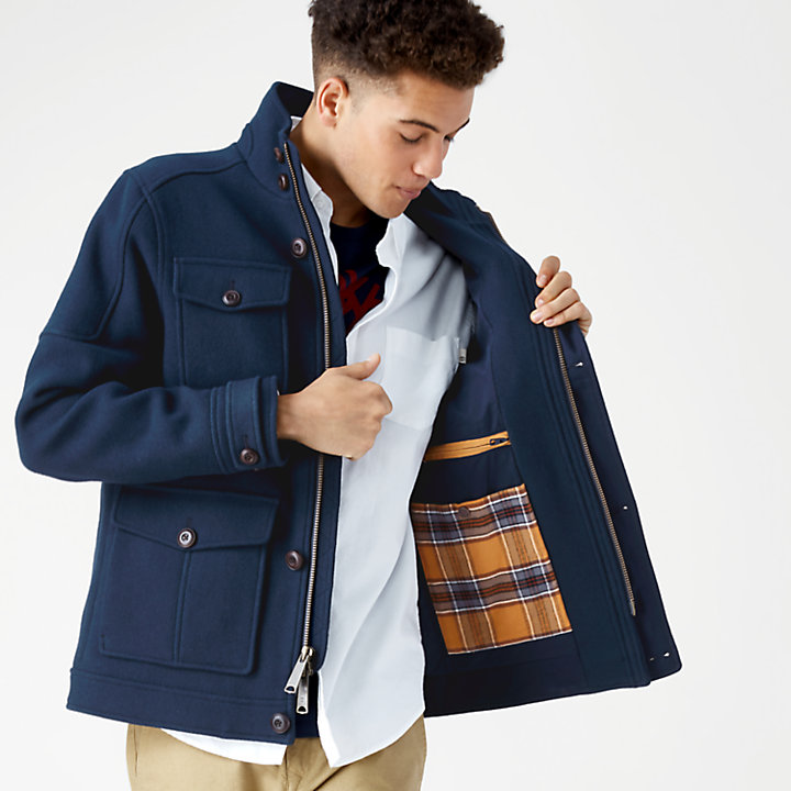 Men's Moxie Mountain Wool Field Jacket-