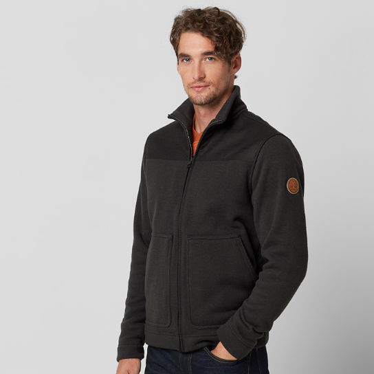 Men's Full-Zip Fleece Sweatshirt