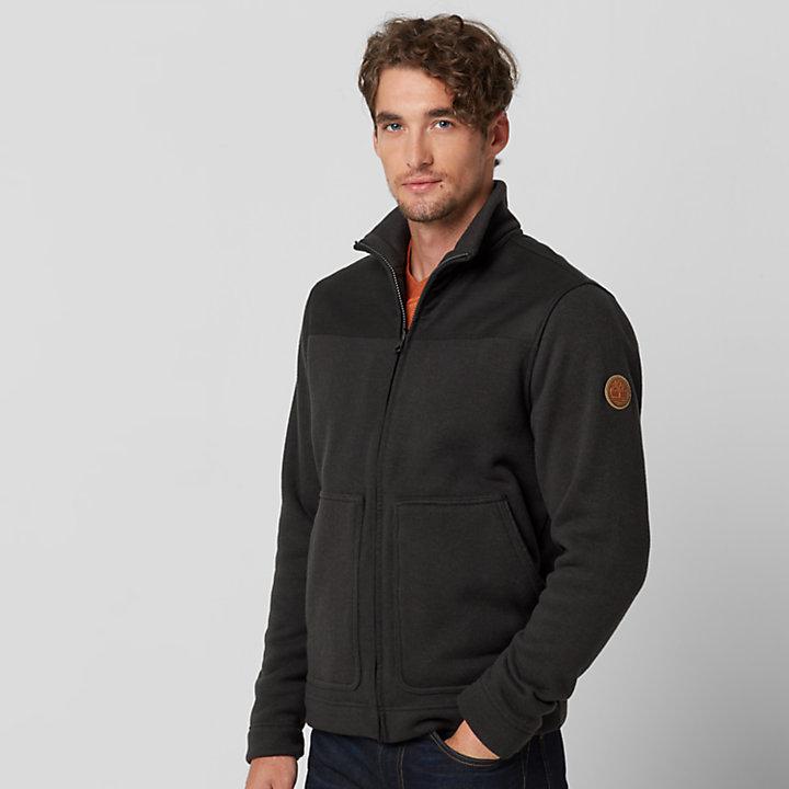 Men's Full-Zip Fleece Sweatshirt-