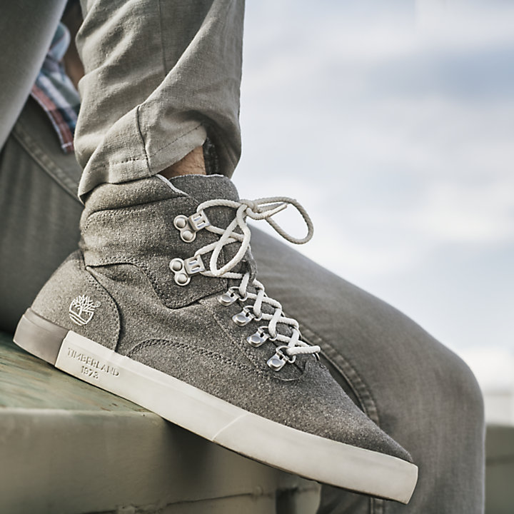 Men's Newport Bay Thread™ Canvas Chukka Boots-