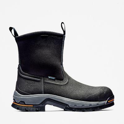 Men's Stockdale Pull On Alloy Toe Waterproof Work
