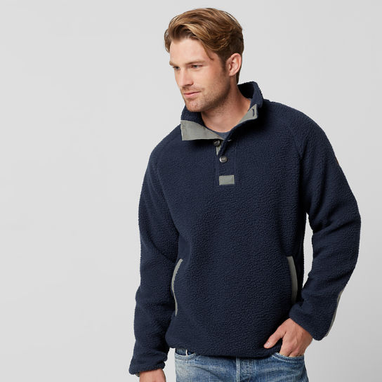 Men's Cocheco River Slim Fit Fleece Jacket