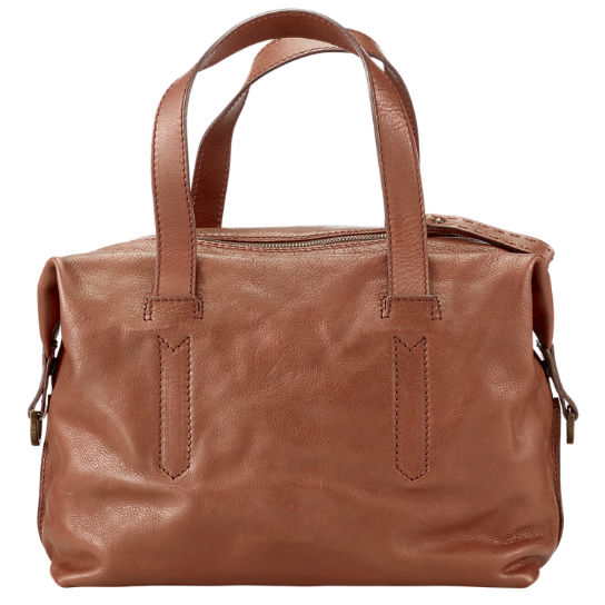 Bellows Falls Leather Handbag