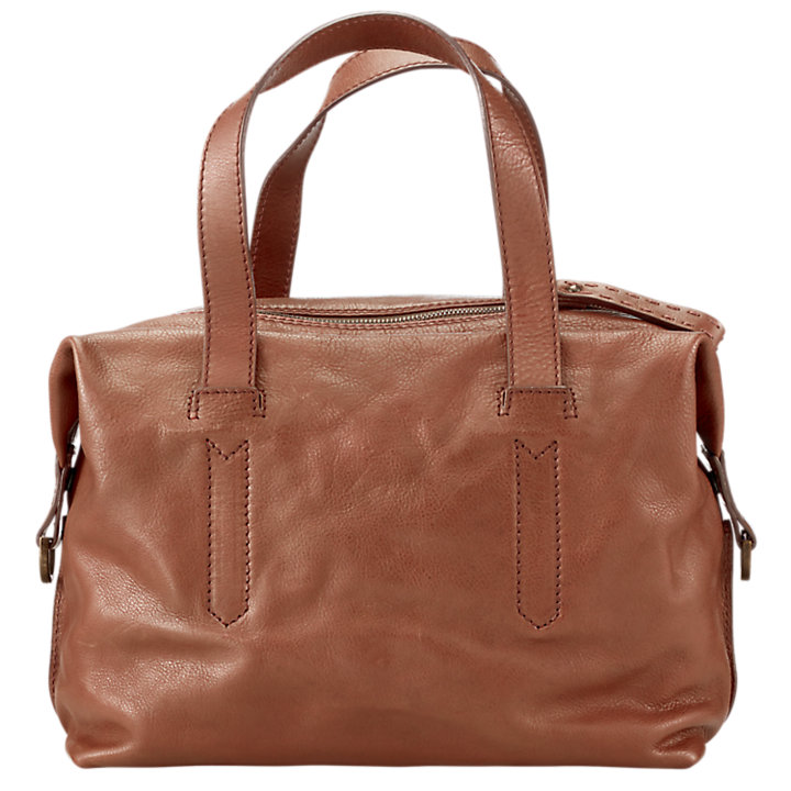 Bellows Falls Leather Handbag-
