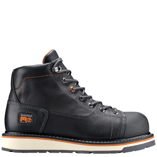 "Men's Timberland PRO® Gridworks 6"" Alloy Toe Work Boots"