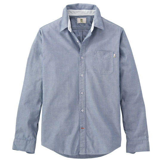 Men's Mystic River Oxford Shirt