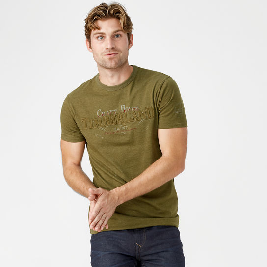Men's Kennebec River Slim Fit Graphic T-Shirt