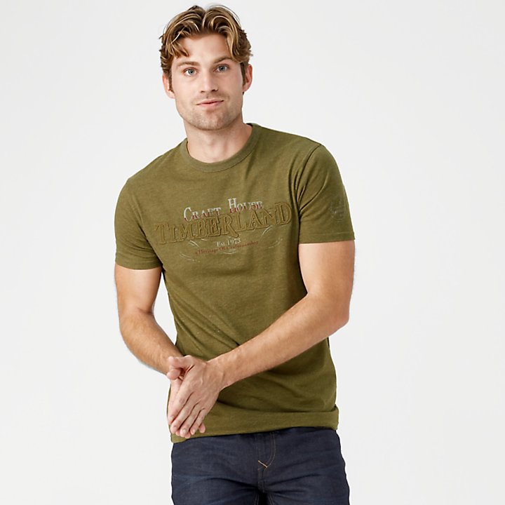 Men's Kennebec River Slim Fit Graphic T-Shirt-