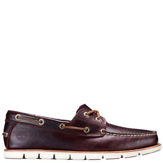 Men's Tidelands 2 Eye Leather Boat Shoes